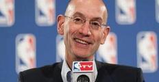 NBA总裁乃最具共产思想高管?看他工资就知道了