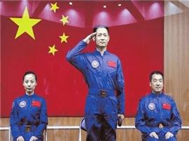 聂海胜曾在江西工作8年 是南昌人的女婿