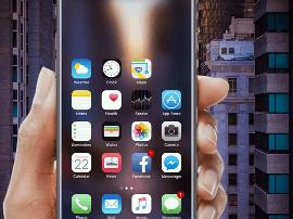 5.8英寸iPhone曲面屏曝光 仅边缘略有弯曲