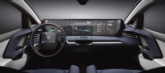FMC发布中文品牌名拜腾 首款车型2019年上市