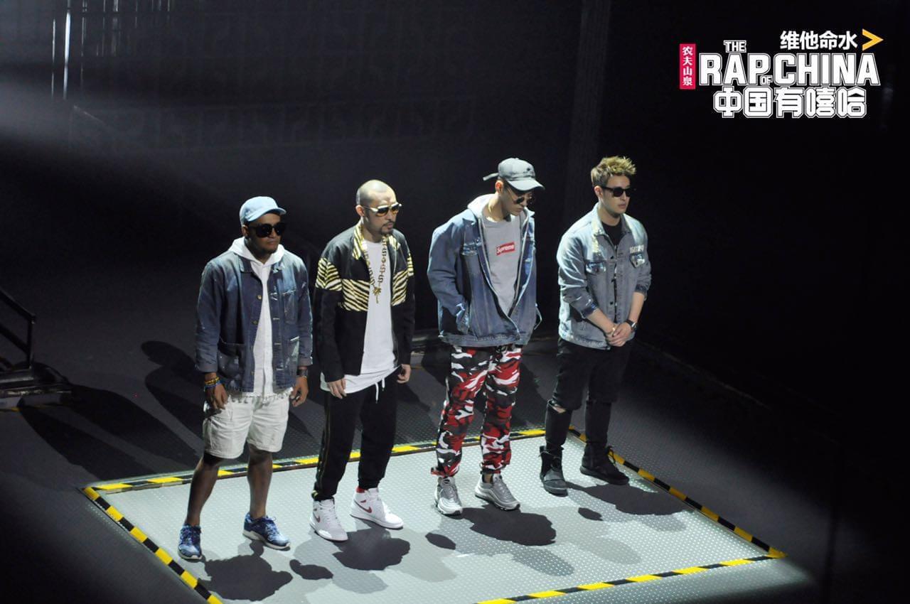 《中国有嘻哈》上演七十人众的乐章Rapper