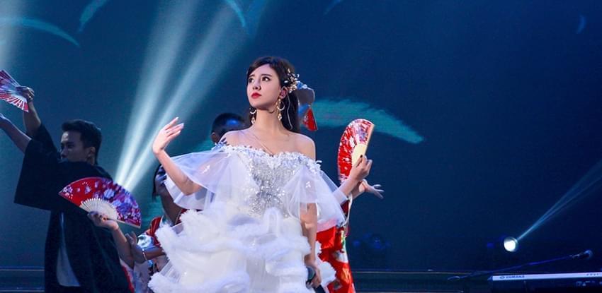 阿兰成都演唱会成功举办 新歌《幻梦》首唱
