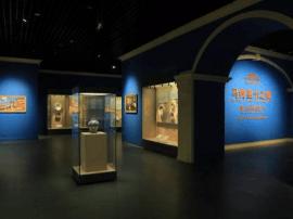 150余件意大利陶瓷艺术珍品在山西省博物院展出