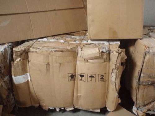 废纸箱成了香饽饽 回收价从4毛5涨到8毛5