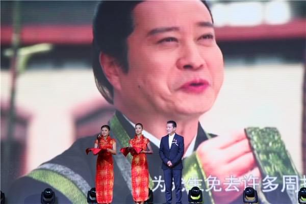 """许文广在《芈月传》中演绎""""穆监"""""""