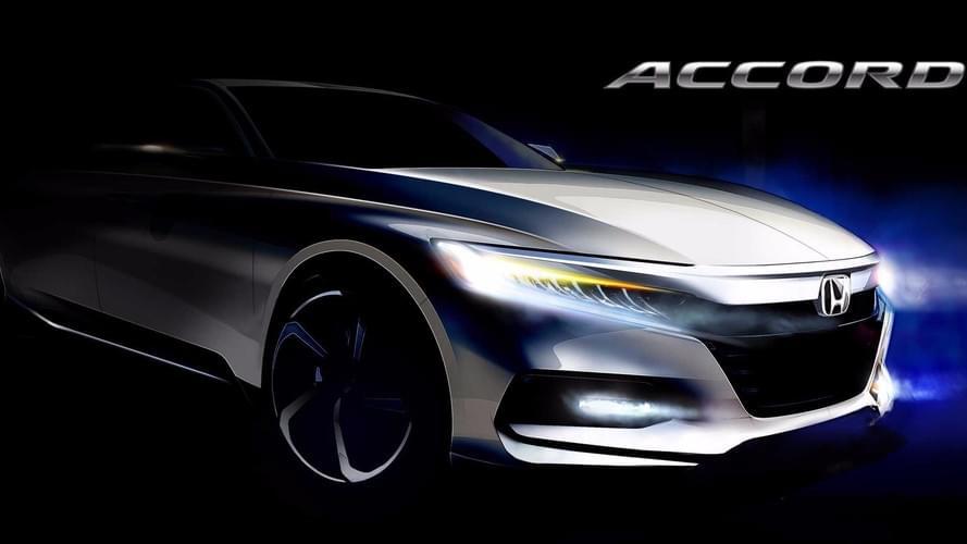本田新一代雅阁造型更美 科技配置更丰富