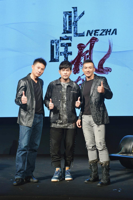 刘畊宏周杰伦共启新电影计划 制片人监制一手包办