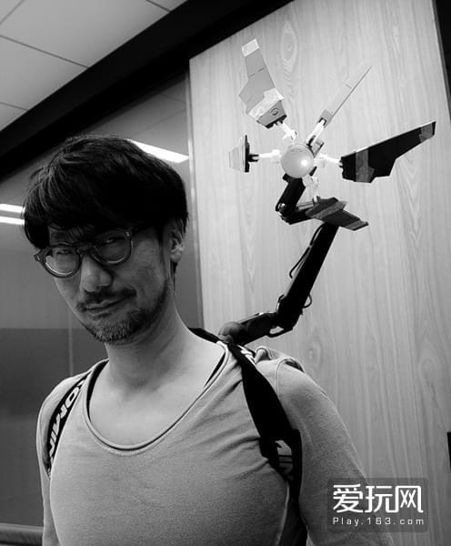 5这个肩部的探测器也许会是游戏很重要的组成部分之一