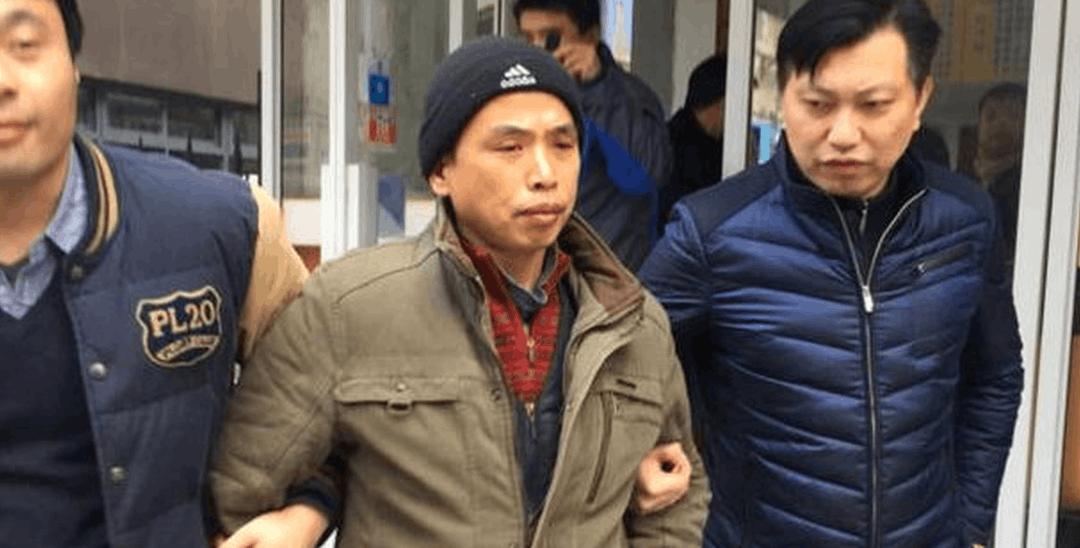 上海逃犯南京落网 化身跑堂潜逃17年