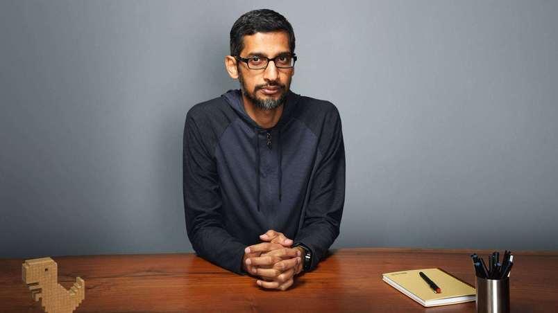 用户多技术强 谷歌CEO咋看那些争议挑战
