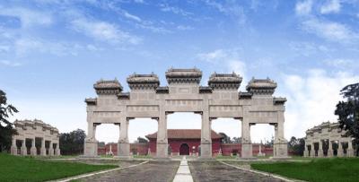 易县清西陵景区推出暑期系列优惠活动
