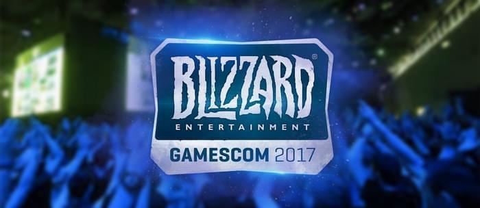 2017暴雪科隆游戏展预告:克尔苏加德加入风暴