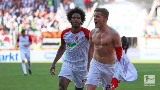 芬博阿松本赛季在德甲赛场大放光芒