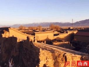 """""""寻访山西最美古村落""""广灵西石门村"""