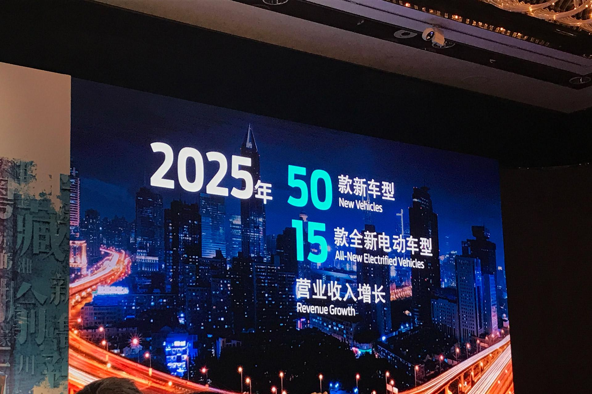 福特(中国)媒体沟通会可以视作福特2025战略的进一步解读