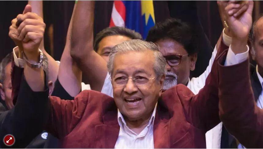 """92岁的他出任总理创造历史 政坛""""常青树""""还有谁?"""
