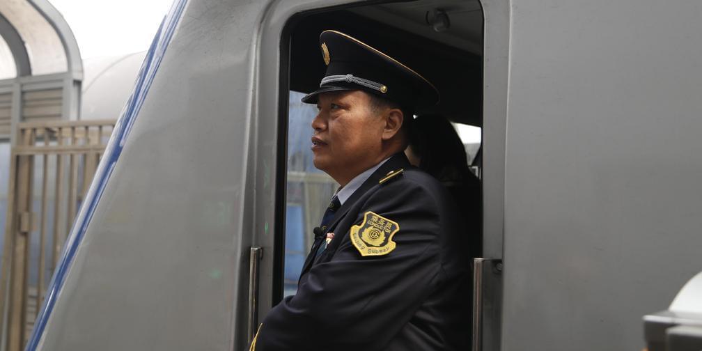百万公里无事故 地铁老司机是怎样炼成的