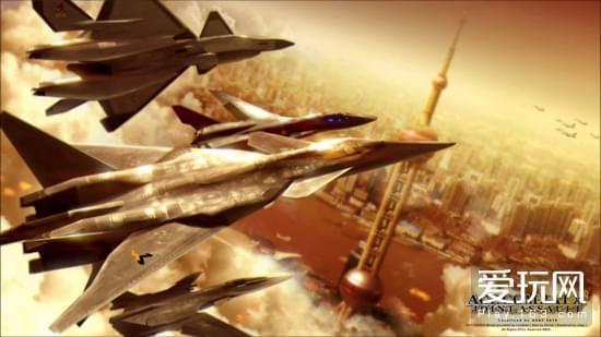 游戏史上的今天:沉闷的翱翔《皇牌空战X2:联合攻击》