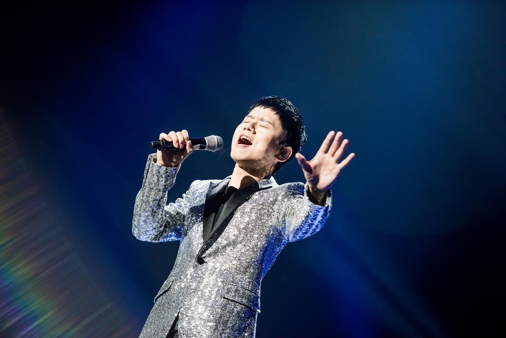 张杰世界巡演洛杉矶首站启动 全新曲目回馈歌迷