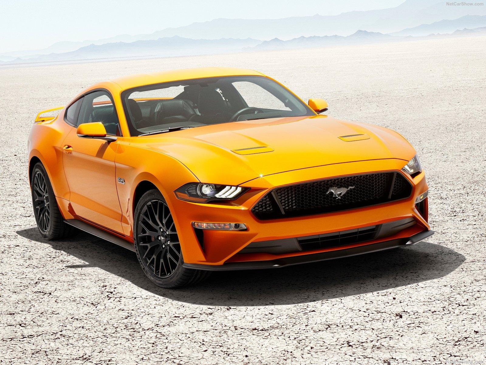 有望搭载10AT 新款Mustang将于5月底上市
