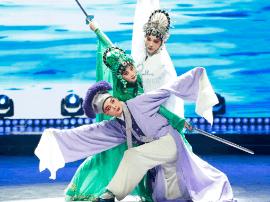 《中国戏曲大会》落幕 中华戏曲传播之路任重道