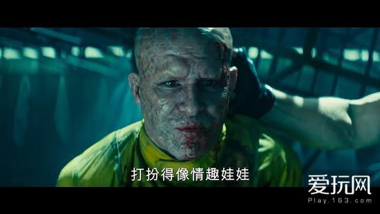 连编剧都能吐槽的嘴炮要来了《死侍2》释出终极预告