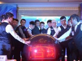 山西首办中式九球大师邀请赛 中式台球方兴未艾