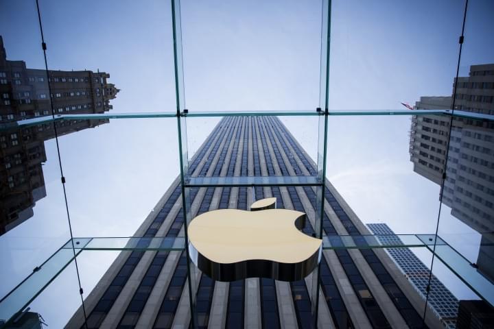 苹果斥资约2亿美元收购一家人工智能初创公司