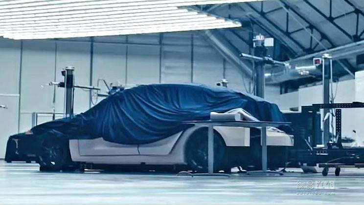 预计2020年投产 曝特斯拉将推Model Y车型