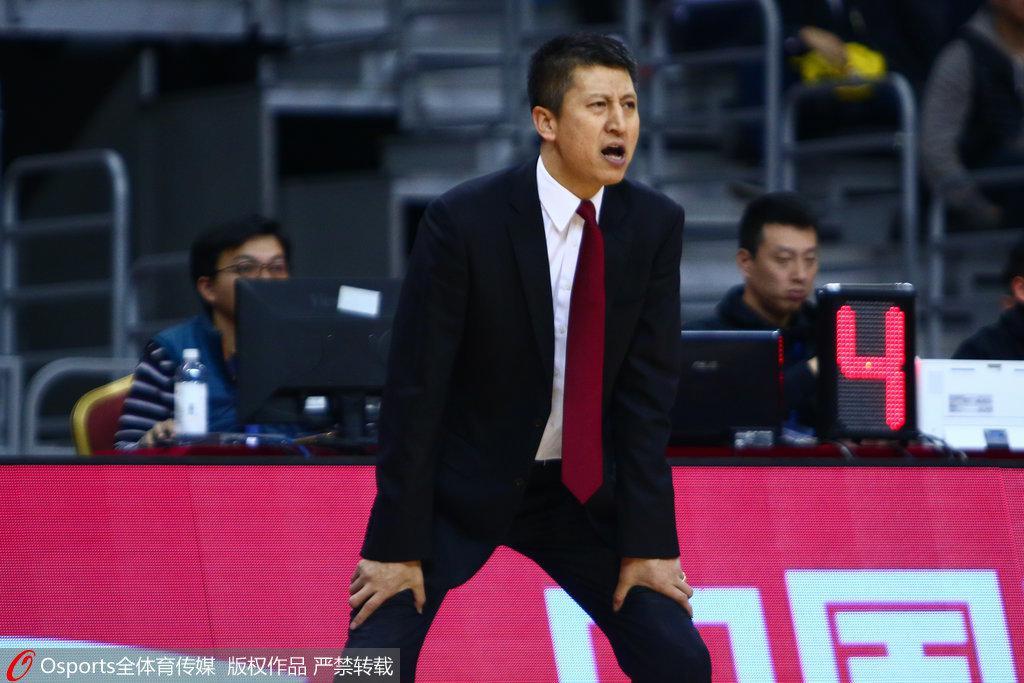 郭士强:北京相比辽宁有2优势 今晚我们要做好3点