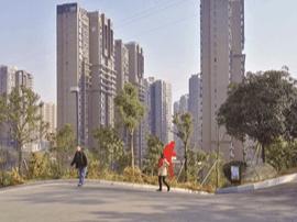 宜昌东辰体育公园开放 将修建室内恒温游泳馆等