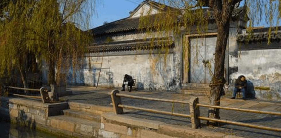 锦溪:静静地品味江南水乡的美景