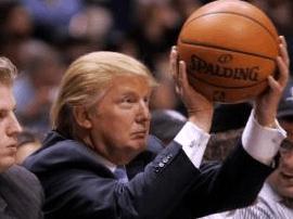 NBA谁敢挺特朗普?揭造反派:仅狂人大虫天尊