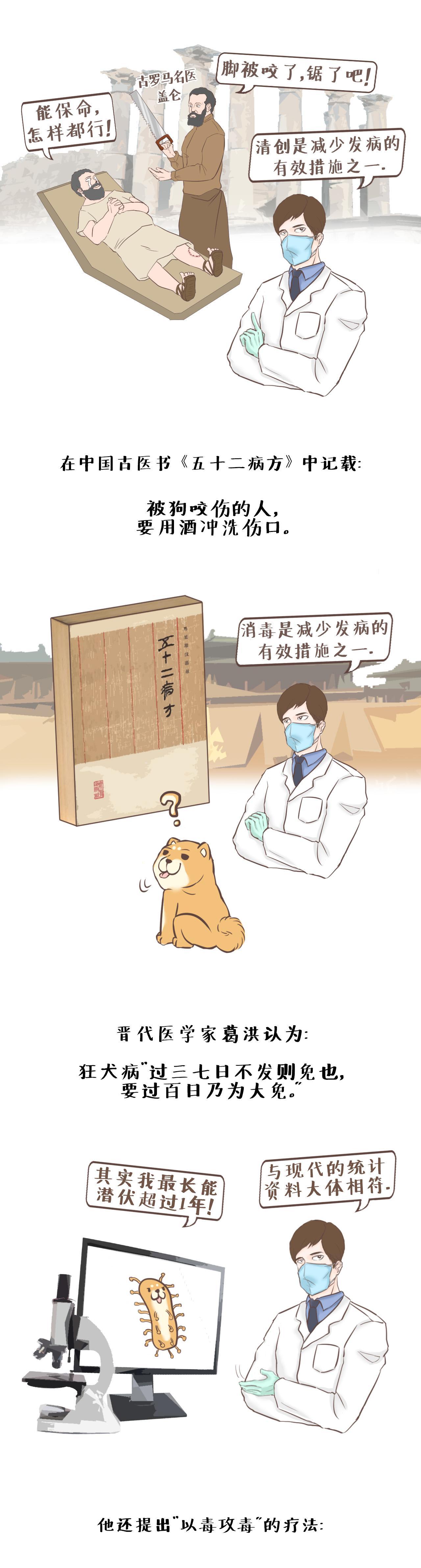 扑杀狂犬,接种疫苗,人类与狗的4000年搏斗史