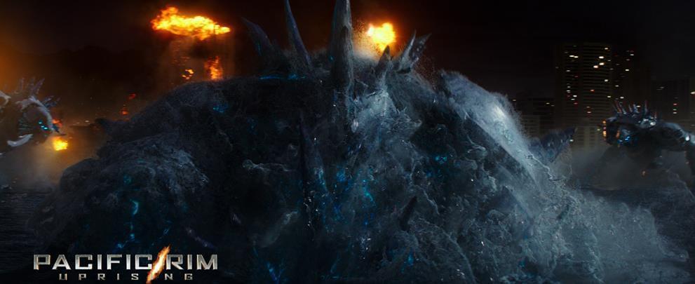 《环太平洋2》新老面孔集结 升级机甲抗击怪兽