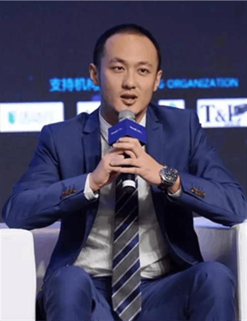 2017中国AI英雄风云榜商业创新人物候选人之涂鉴彧