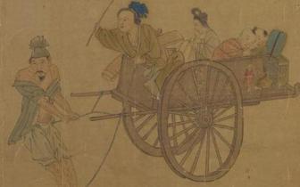 黄慎笔下的女性世俗生活 你了解吗?