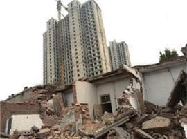 【关注】惊!退休教师来京养病老家房屋被拆