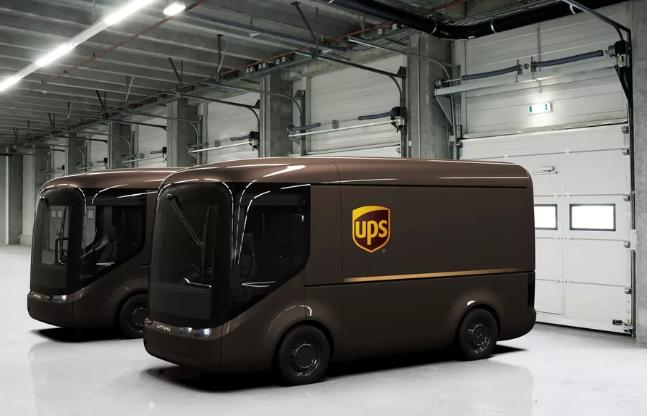 续航240公里 UPS将在伦敦等地试点电动卡车