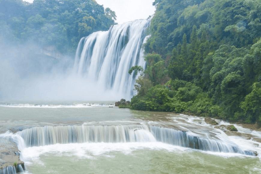 全国第一大瀑布, 徐霞客亲自为其做广告