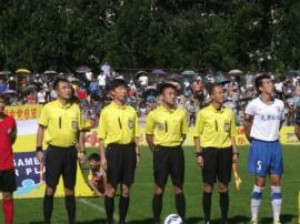 中国足协来宜调研肯定青少年足球人才培养工作