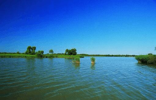 【内蒙古之最】亚洲最大的沙漠水库