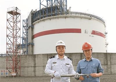 宁波口岸出口2900吨液态乙烯 为我国单笔出口量之最