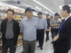 青蛙王子随福建省日化商会赴江苏考察交流