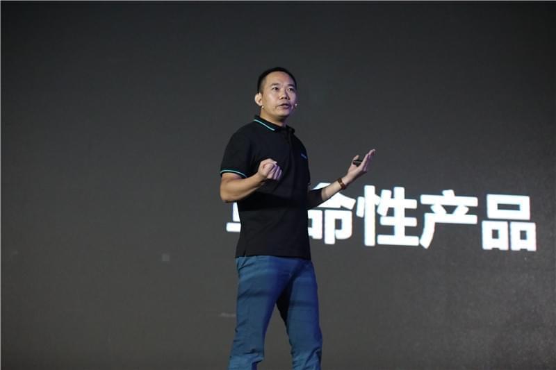 木兰战纪CEO李豪天演讲