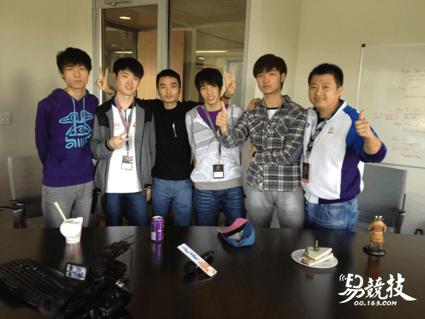 DOTA2传奇选手第七期——张宁:冠军队长xiao8