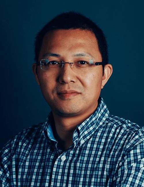 2017中国AI英雄风云榜技术创新人物候选人之林元庆