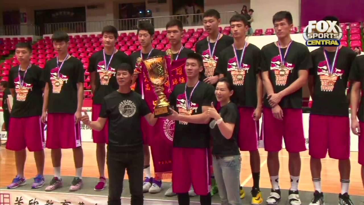 2016年:深圳青年队在长耀杯夺冠