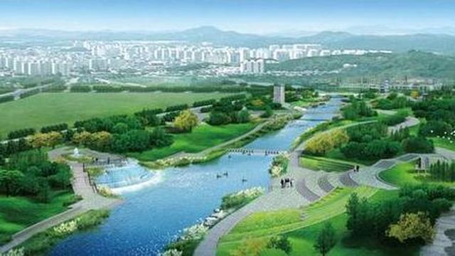 圭塘河畔将建220公顷沿河公园 预计2019年开园