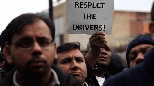 成长之路困难重重 六大法律危机或掀翻Uber